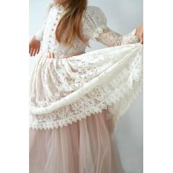 Платье в стиле XIX-го века